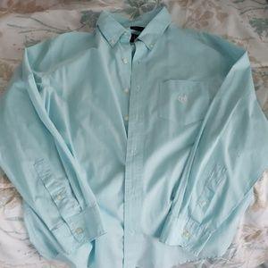 Chaps button down dress shirt